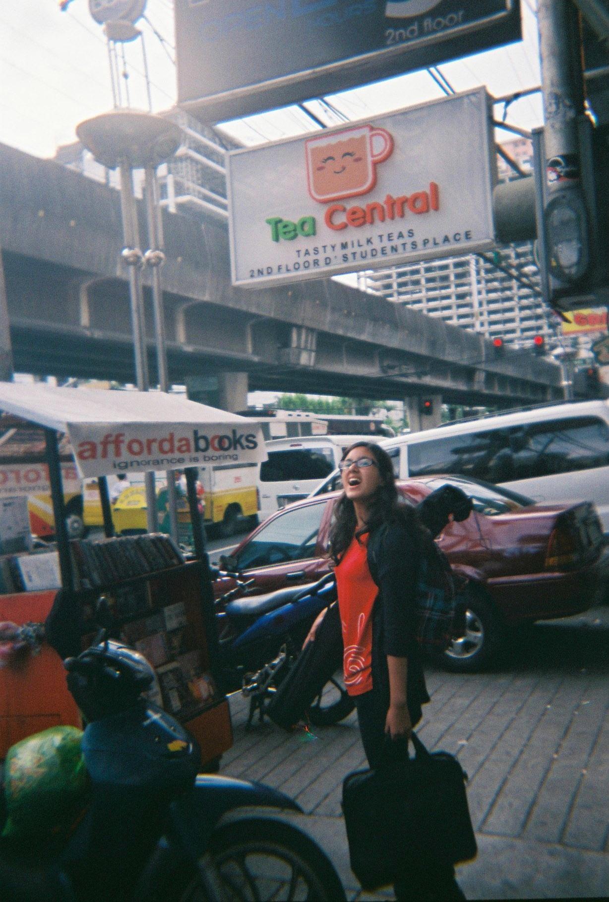 Taft, Manila