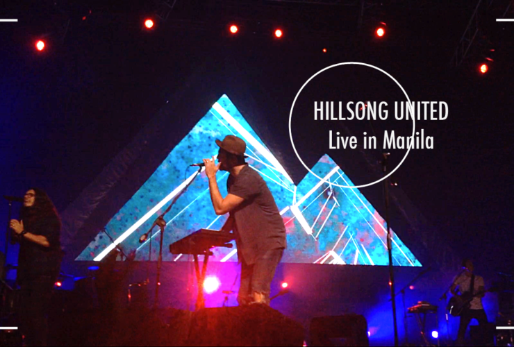 Hillsong United Zion Live in Manila