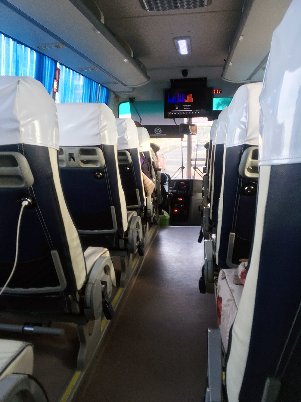 Manila to Clark Airport P2P Bus