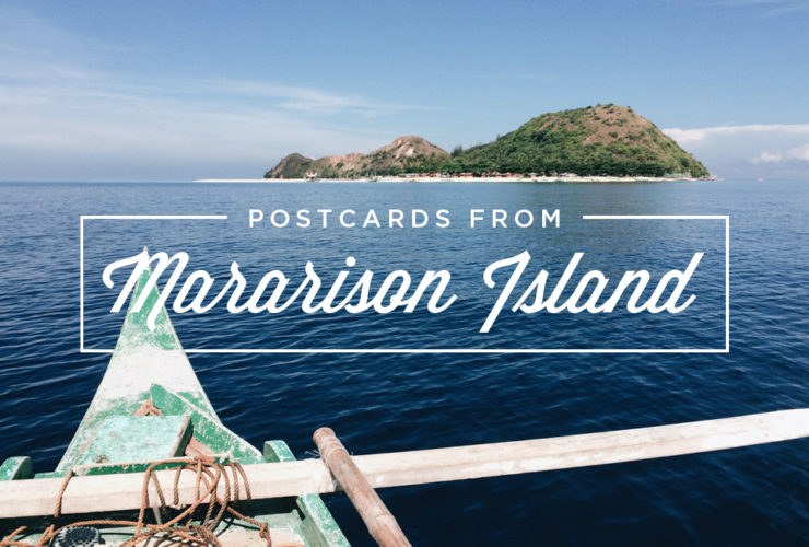 Postcards from Mararison Island